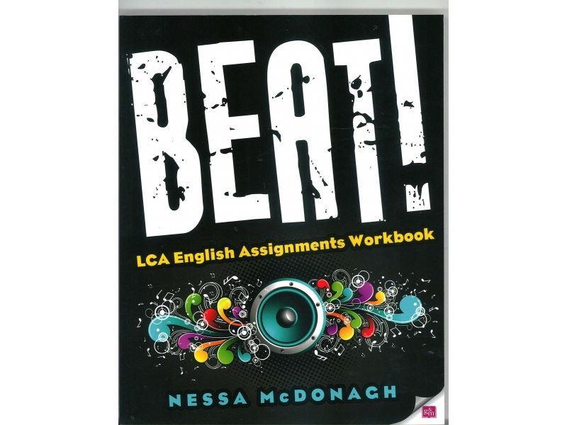 Beat! Leaving Certificate Applied English Assignments Workbook
