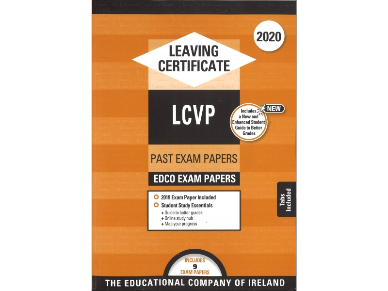 Leaving Cert LCVP - Includes 2020 Exam Papers