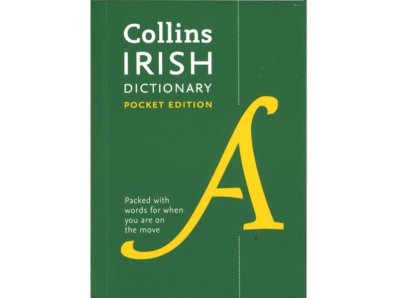 Collins Irish Dictionary - Pocket Edition