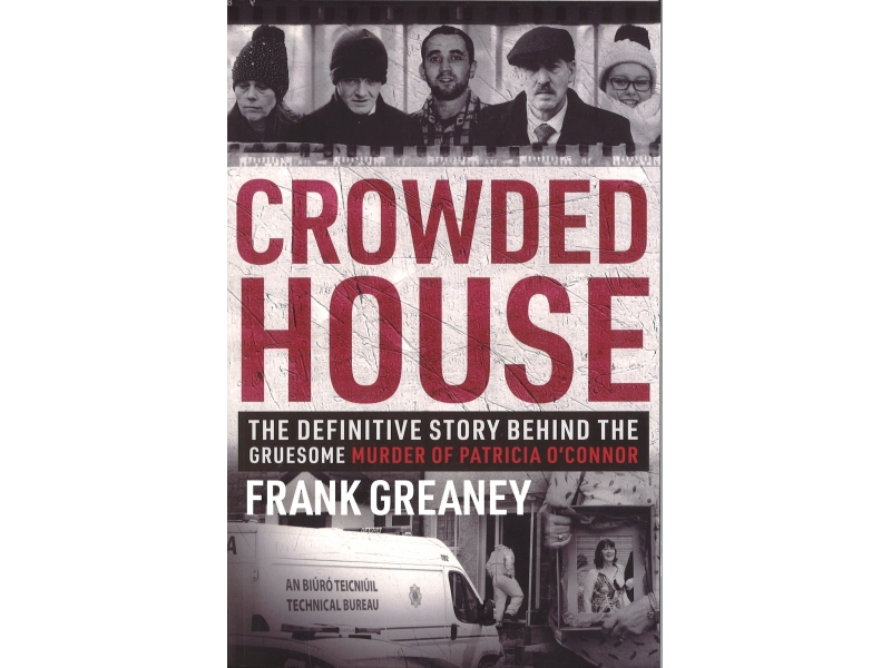 Frank Greaney - Crowded House