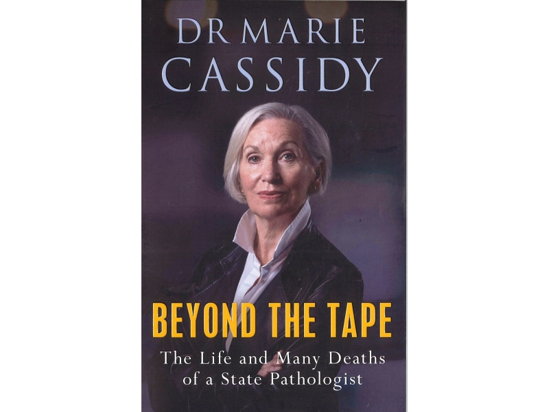 Dr Marie Cassidy - Beyond The Tape