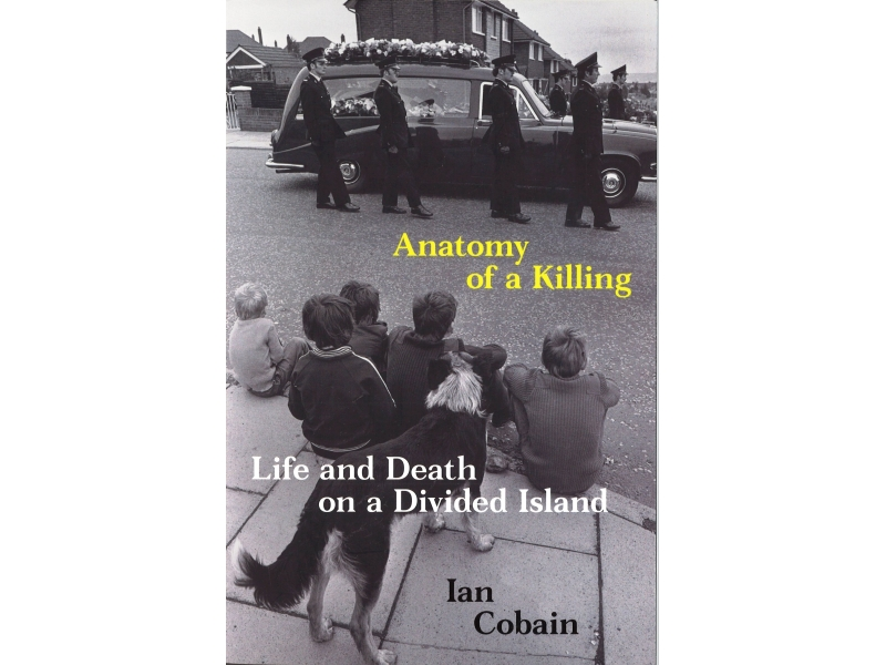 Anatomy Of A Killing Life And Death On A Divided Ireland - Ian Cobain