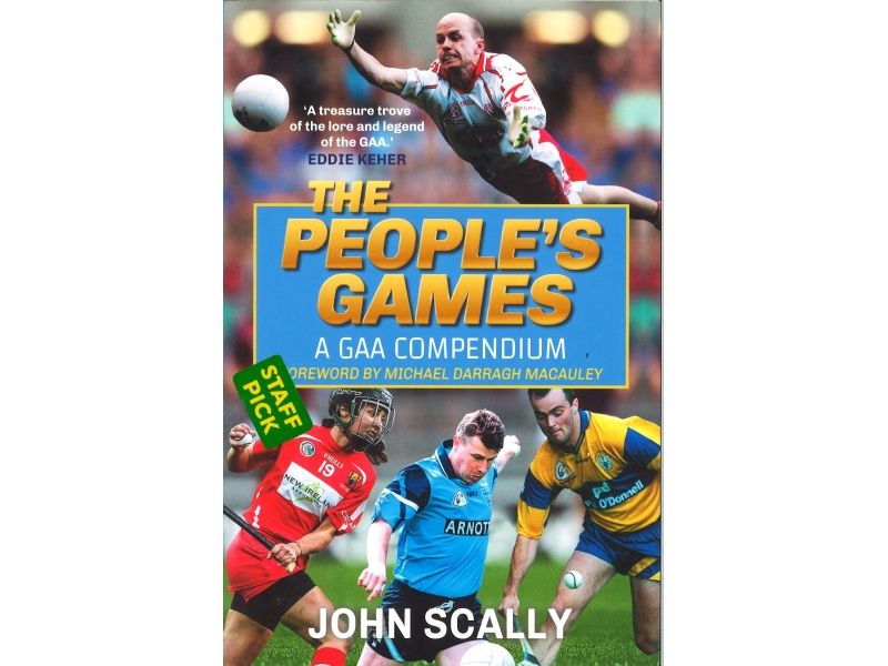 John Scally - The People's Game
