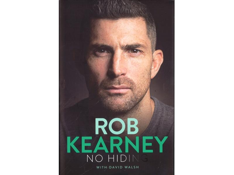 No Hiding - Rob Kearney & David Walsh