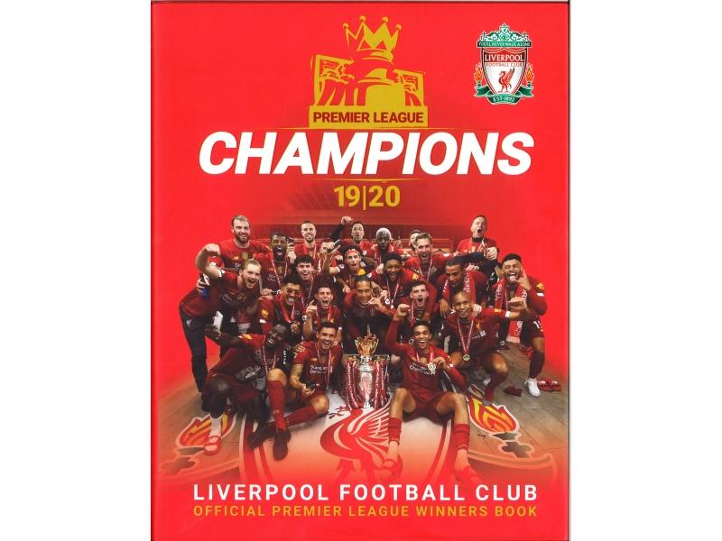 Liverpool Premier League Champions 19/20 - Reach Sport