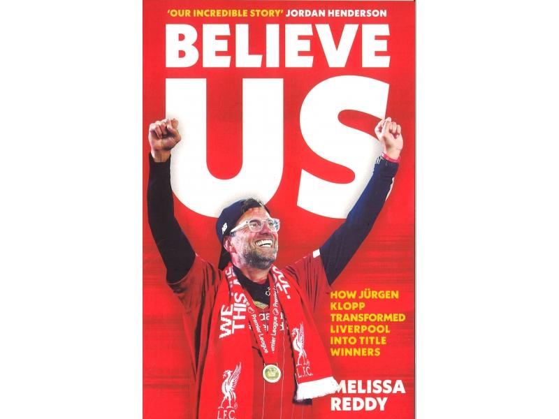 Believe Us - Melissa Reddy