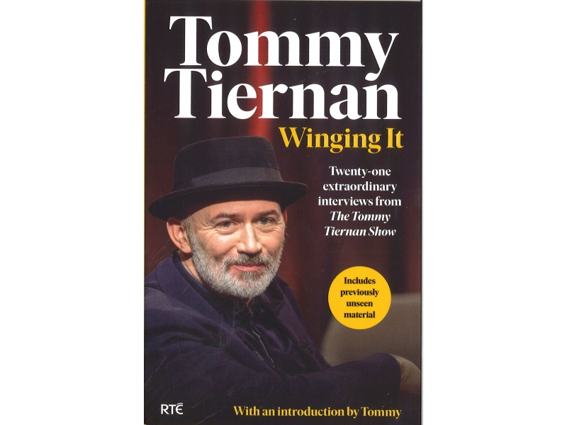 Tommy Tiernan - Winging It
