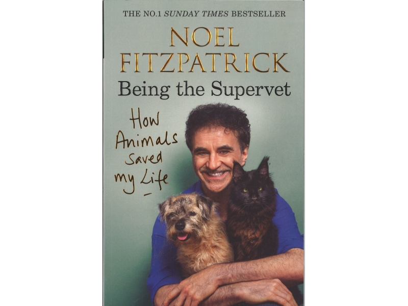 Noel Fitzpatrick - How Animals Saved My Life , Being The Supervet
