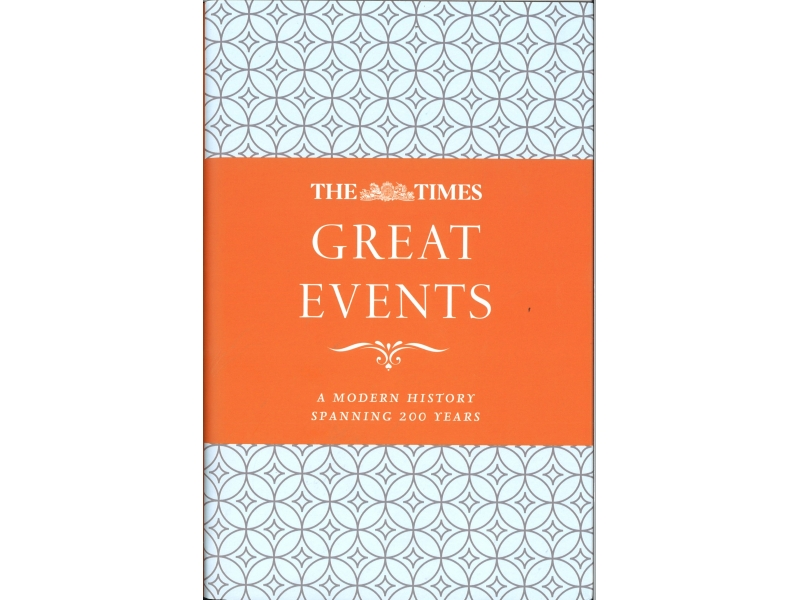 Great Events - The Times
