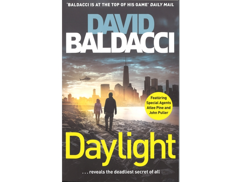 David Baldacci - Daylight