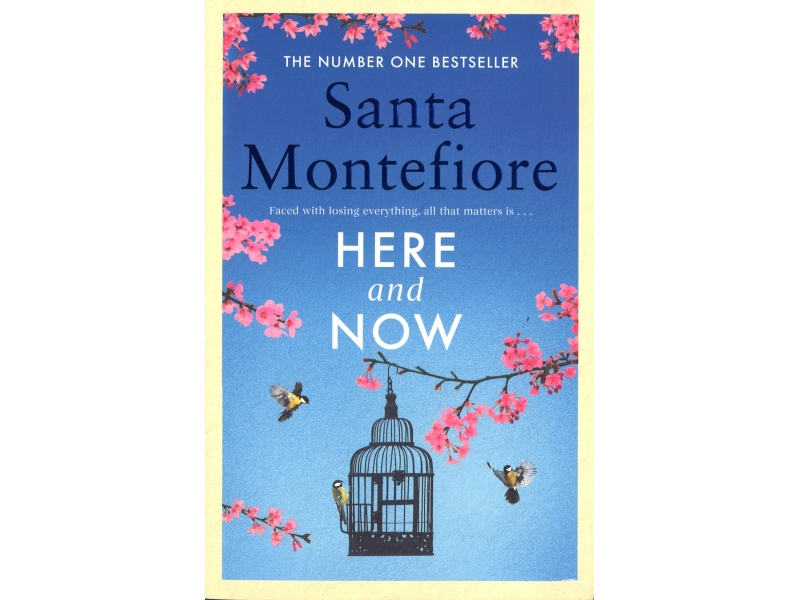 Santa Montefiore - Here And Now