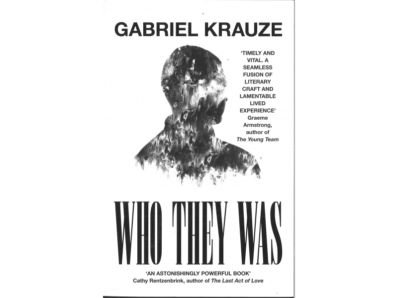 Gabriel Krauze - Who They Was