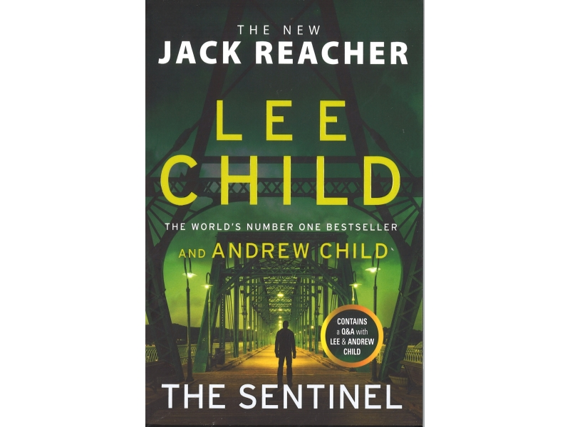 Lee  Child - The Sentinel