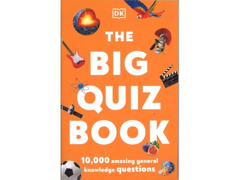 The Big Quiz Book - DK
