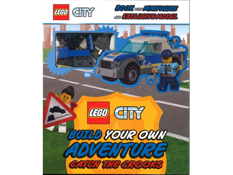 Lego City - Build Your Own Adventure - Catch The Crooks