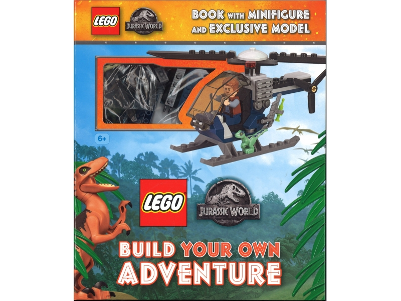 Lego - Build Your Own Adventure