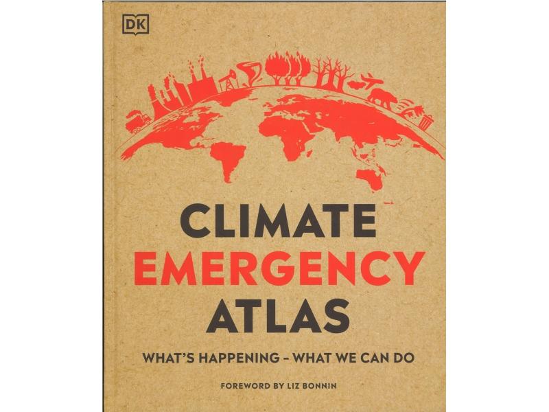 Climate Emergency Atlas - Liz Bonnin