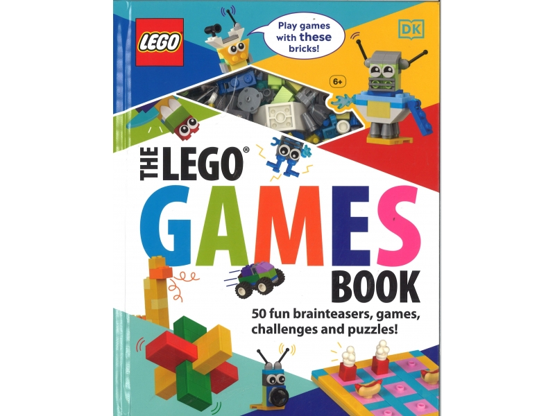 Lego - The Lego Games Book - DK