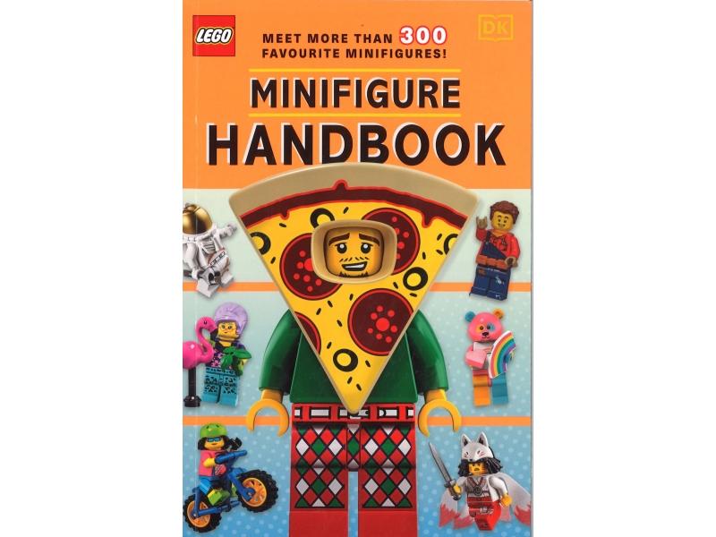Lego - Minifigure Handbook - DK