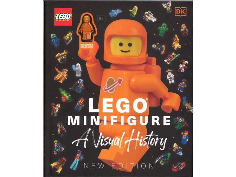 Lego MiniFigure - A Visual History - DK