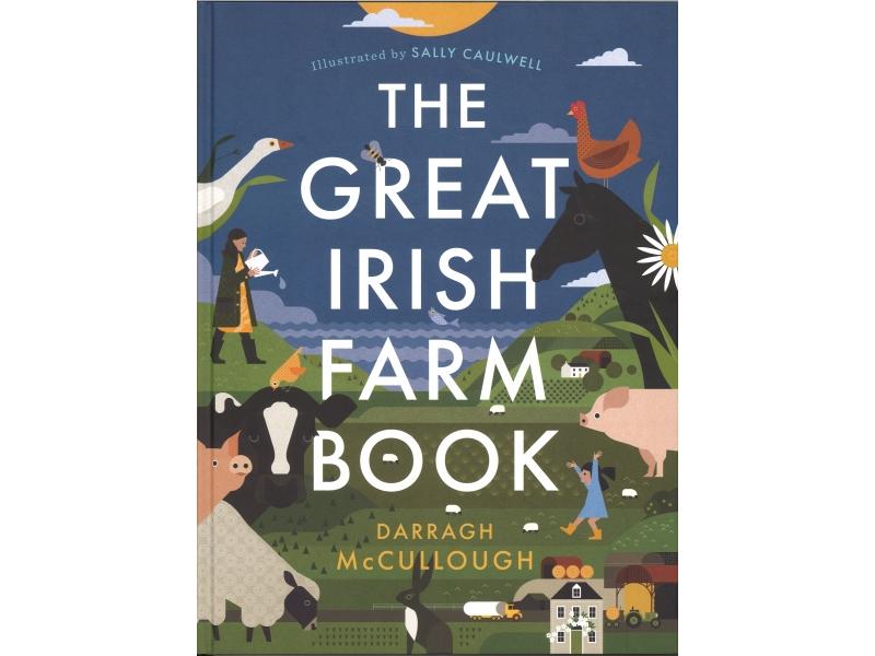 The Great Irish Farm Book - Darragh McCullough