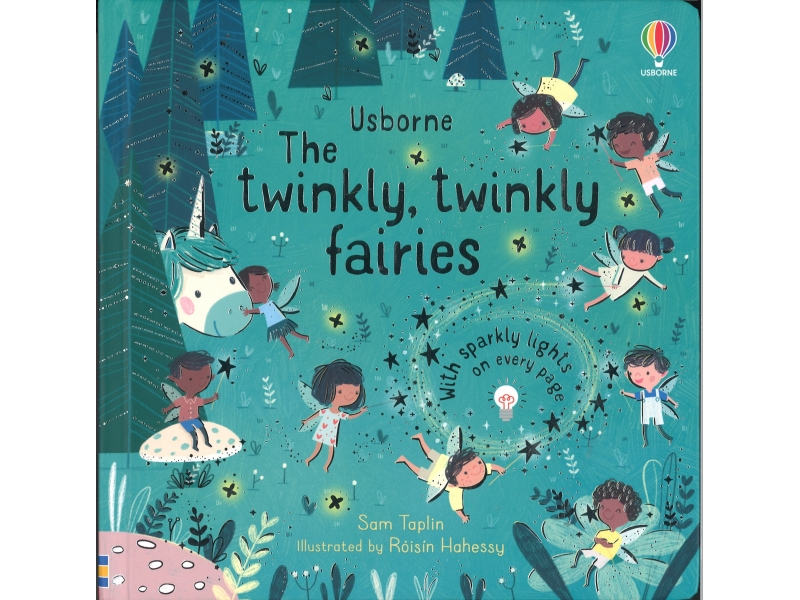The Twinkly , Twinkly Fairies - Sam Taplin