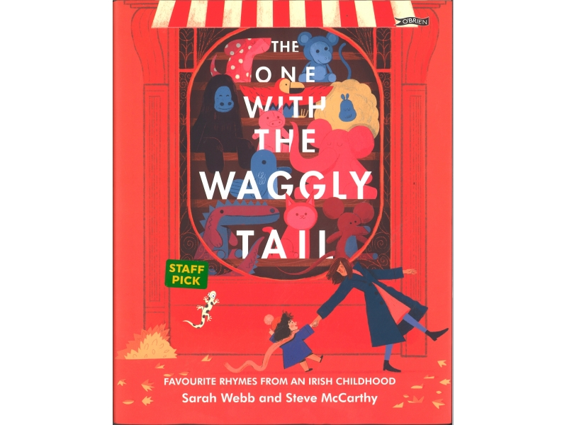 The One With The Waggly Tail - Sarah Webb & Steve McCarthy