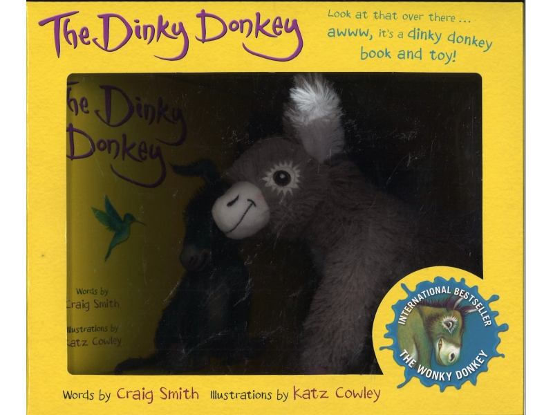 The Dinky Donkey - Craig Smith