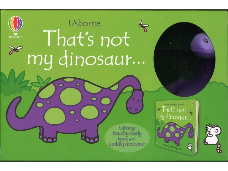 That's Not My Dinosaur - Uborne