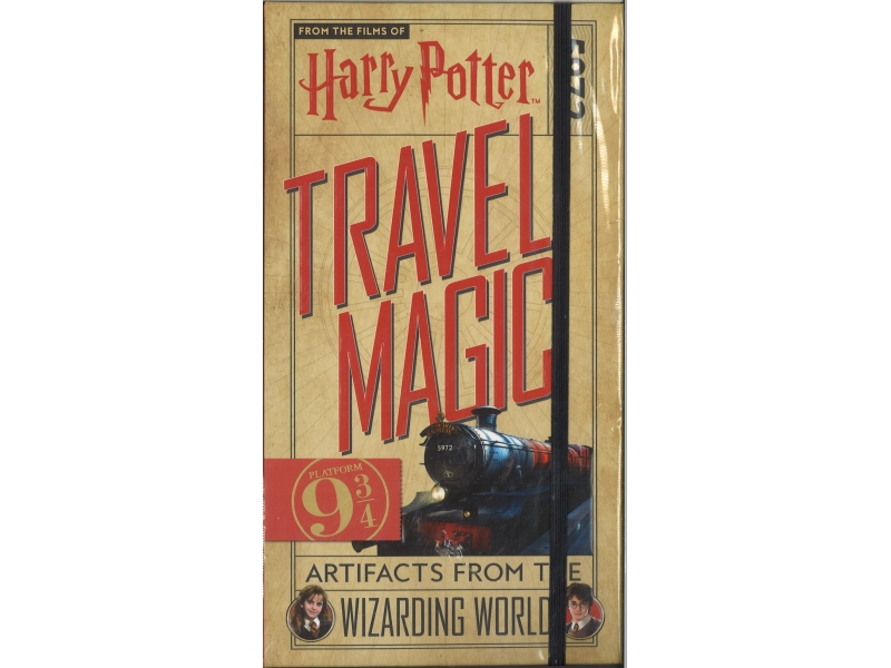Harry Potter Travel Magic - Artefacts From The Wizarding World - Titan Books