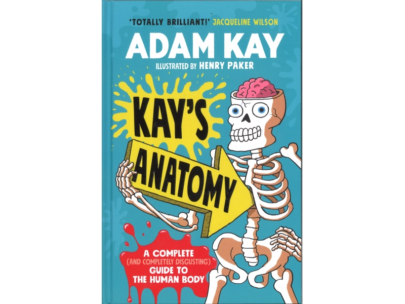 Jacqueline Wilson - Kay's Anatomy - Adam Kay