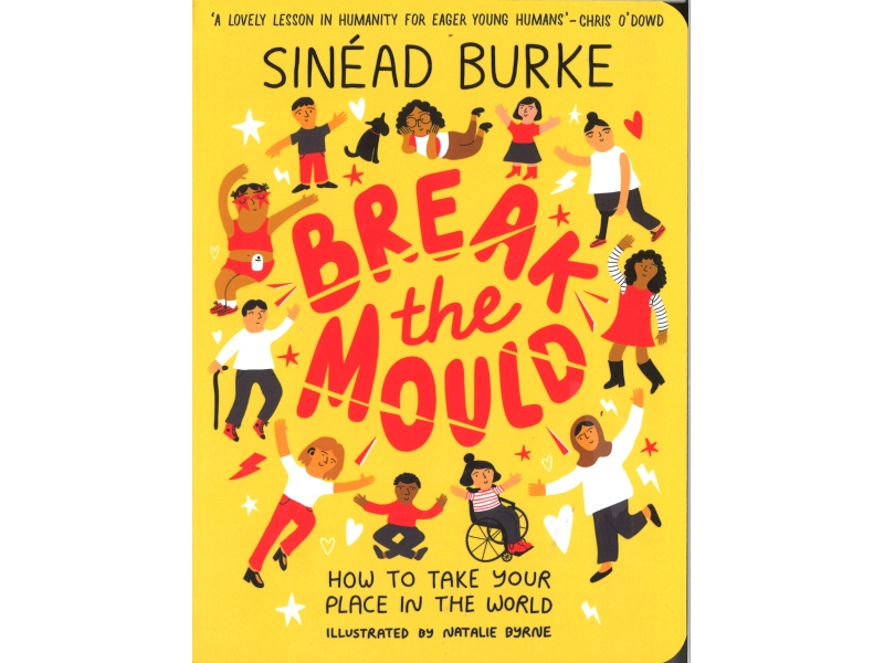 Break The Mould - Sinead Burke