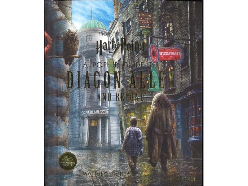 Harry Potter - A Pop Up Guide To Diagon Alley And Beyond