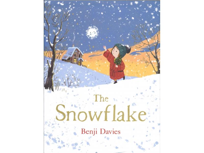 The Snowflake - Benji Davies