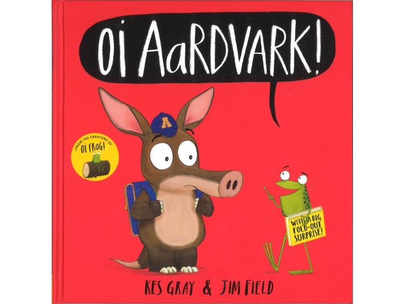 Oi Aardwalk ! - Kes Gray & Jim Field