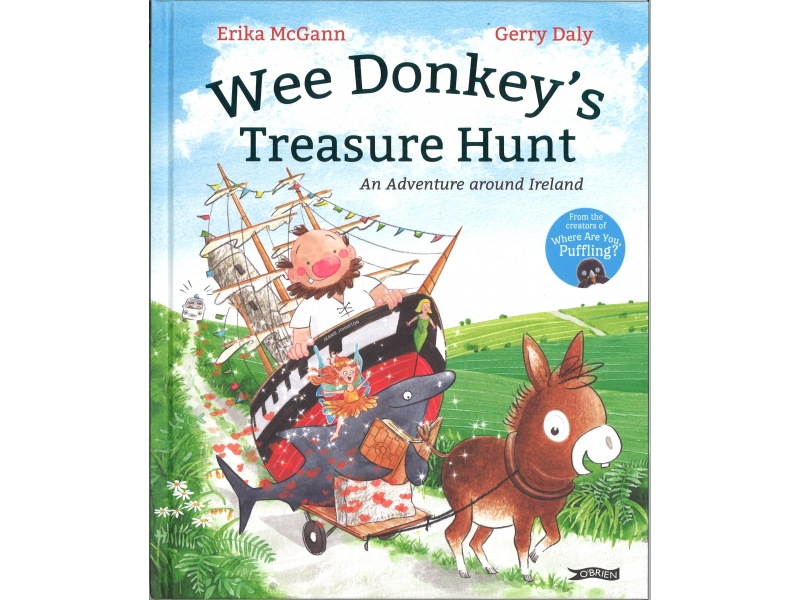 Erika McGann & Gerry Daly - Wee Donkey's Treasure Hunt