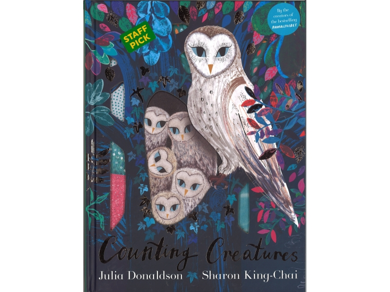 Counting Creatures - Julia Donaldson & Sharon King-Chai