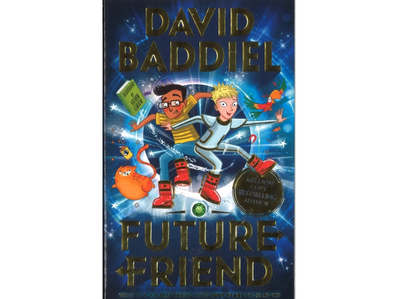 David Baddiel - Future Friend