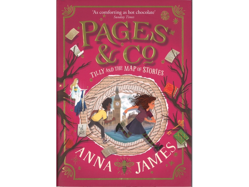 Pages & Co - Tilly And The Map Of Stories - Anna James
