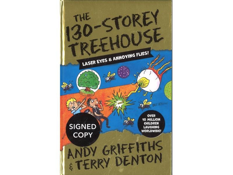 Andy Griffiths & Terry Denton - The 130-Storey Treehouse