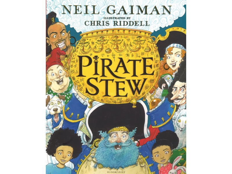 Neill Gaiman - Pirate Stew