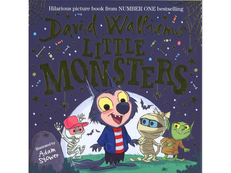 David Walliams - Little Monsters