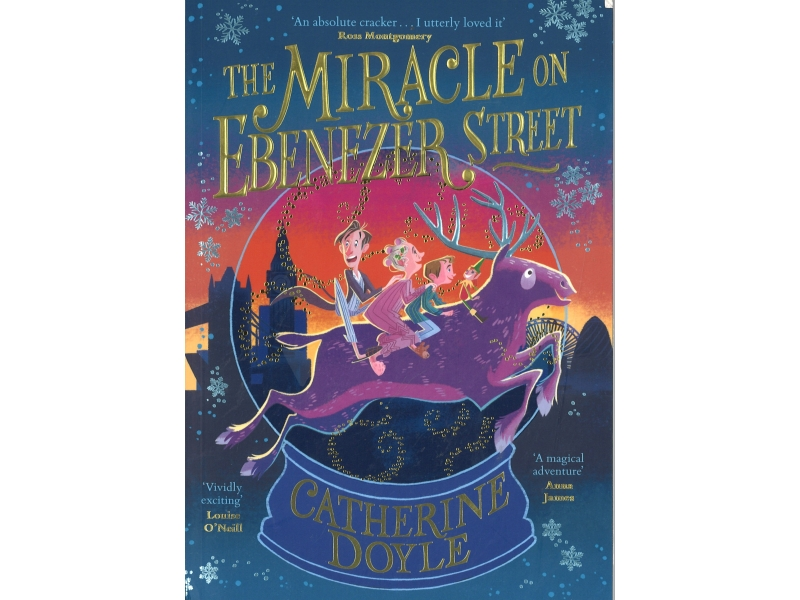 The Miracle On Ebenezer Street - Catherine Doyle