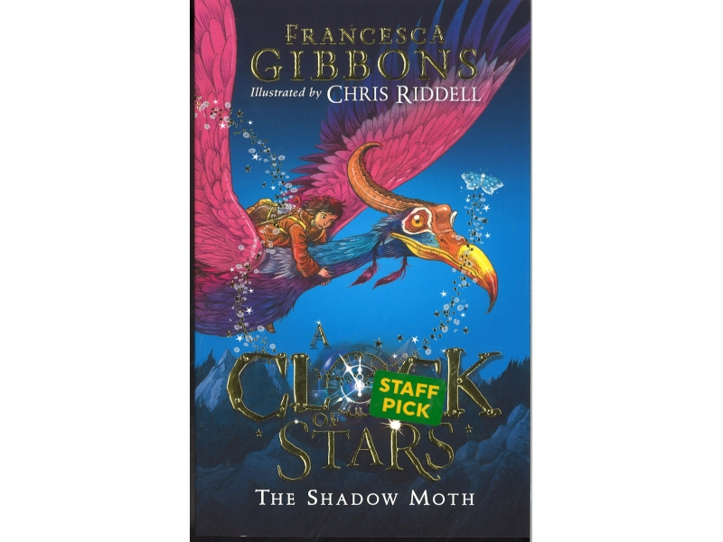 A Clock Of Stars - The Shadow Moth - Francesca Gibbons