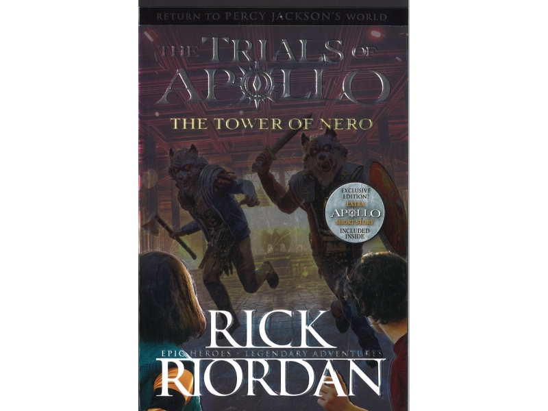 Rick Riordan - The Trials Of Apollo - The Tower Of Nero