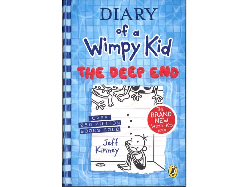 Diary Of A Wimpy Kid - The Deep End - Jeff Kinney