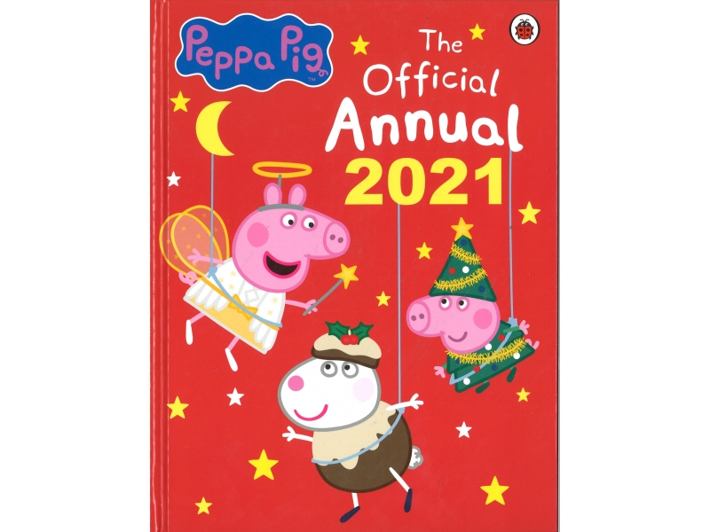 Peppa Pig The Official Annual 2021