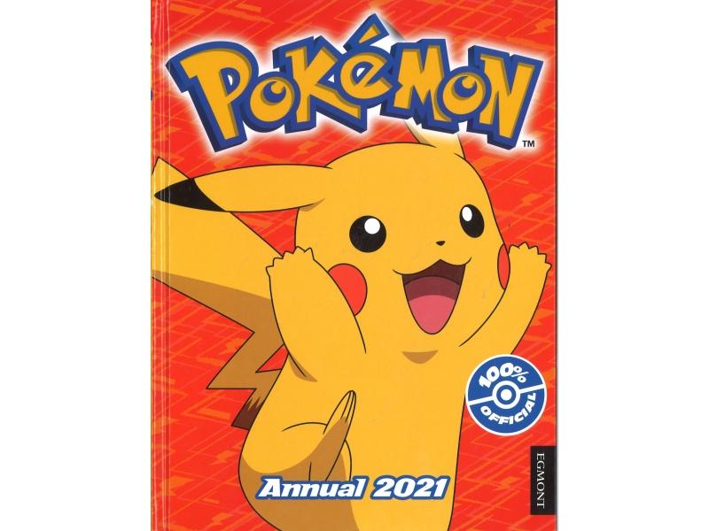 Pokemon Annual 2021