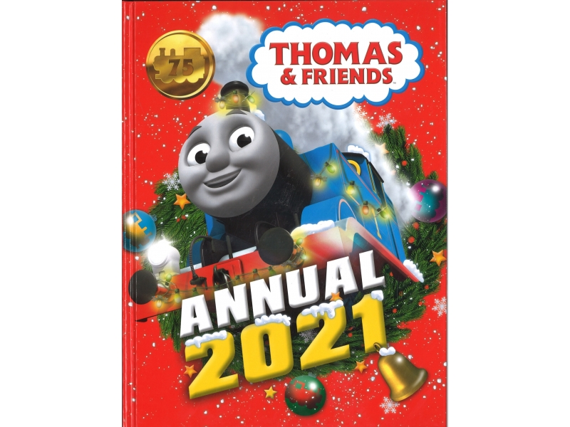 Thomas And Friends Annual 2021