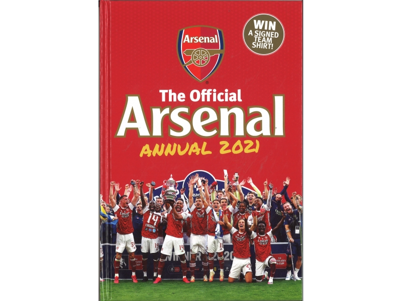 The Official Arsenal Annual 2021